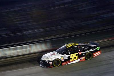 Matt DiBenedetto is 300/1 to win first at Richmond