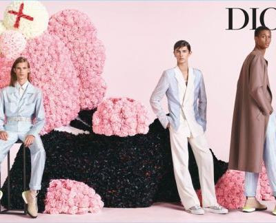 Kim Jones Showcases Duality of Dior Men for Spring '19 Campaign