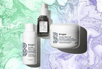 This New Line Focuses on Scalp Care in the Coolest Way