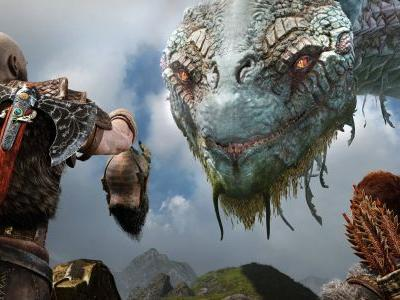 God of War Celebrates First Anniversary With Free Avatars, PS4 Theme