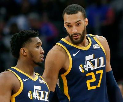Rudy Gobert, Donovan Mitchell and rest of Utah Jazz staff have been cleared of the coronavirus