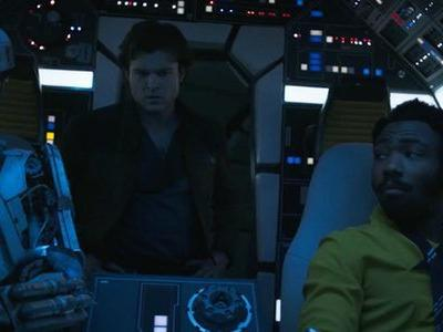 Huge 'Star Wars' News: Donald Glover Ate an Entire Pizza After He Was Cast as Lando in 'Solo'