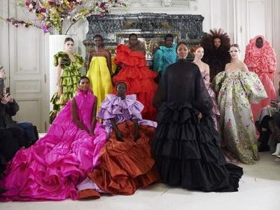 Alexander Fury: Valentino is a Couture Bender - You Get Drunk on the Beauty