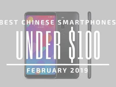 Top 5 Chinese Smartphones for Under $100 - February 2019