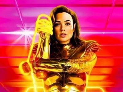 New 'Wonder Woman 1984' Poster Shows Diana Wielding the Lasso of Truth