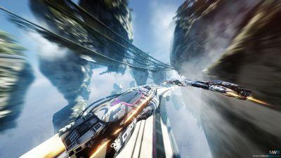 FAST RMX, Shovel Knight Launching With Switch