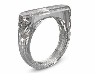 How Apple's design honcho made a ring from one large diamond
