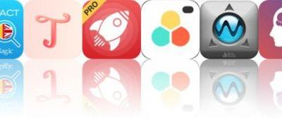 Today's Apps Gone Free: English Spanish Dictionary, Typic, Magic Launcher and More