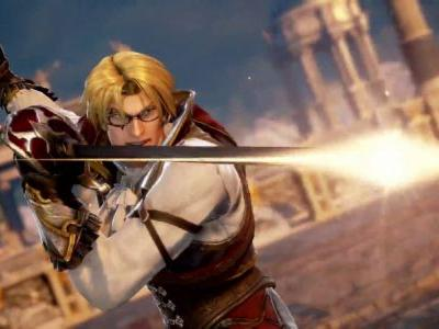 Pre-Vampire Raphael Revealed For Soulcalibur VI