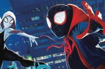 Spider-Man: Into the Spider-Verse Swings Home with Tons of