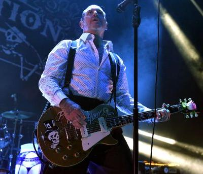 Police Are Investigating Social Distortion's Mike Ness For Punching Fan In Fight Over Trump