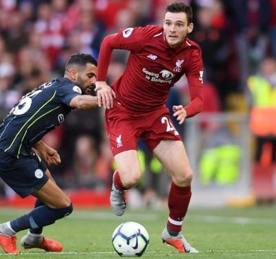 Robertson: Title race not just between Liverpool and Man City
