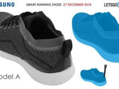 Samsung patent hints at smart sports shoes ambitions