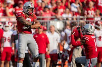 Urban Meyer provides a scouting report for Chase Young, Joe Burrow, and Jeff Okudah