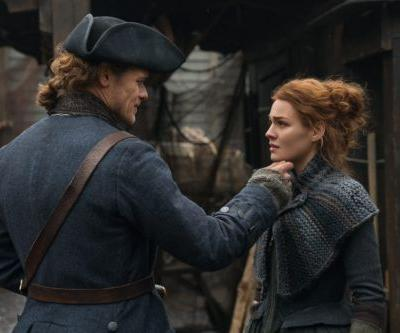 """Post 'Outlander' Episode 409 """"The Birds & the Bees"""" Interview Round-Up"""
