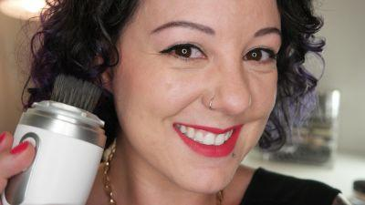 Clarisonic Foundation Brush Demo & Review
