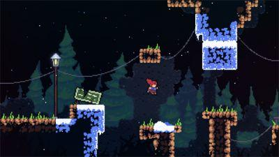 TowerFall Dev's 'Hardcore' New Platformer Celeste Is Coming To Switch