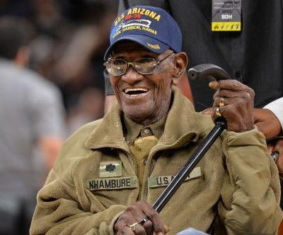 Richard Overton, America's oldest man and WWII vet, dies at 112