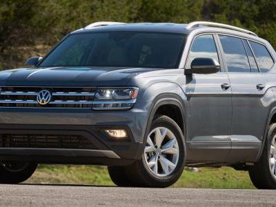 2018 VW Atlas Models Get Price Bump