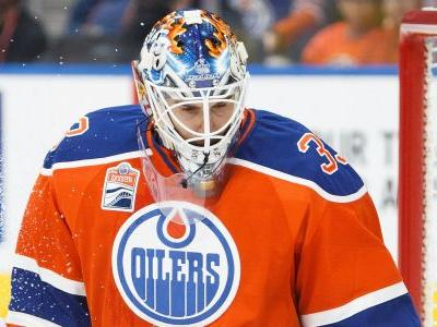 NHL trade news: Flyers acquire G Cam Talbot from Oilers for Anthony Stolarz
