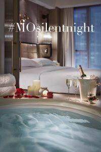 "Experience ""Silent Night"" at the Spas at Mandarin Oriental on December 12"