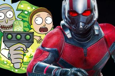 Ant-Man 3 Adds Some Rick and Morty Flavor with Writer Jeff
