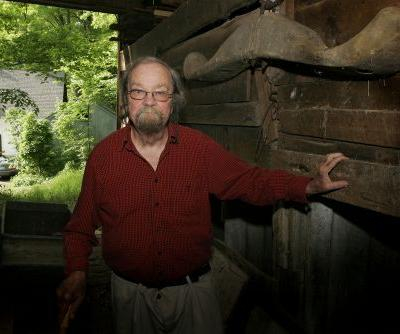 Former US poet laureate Donald Hall dead at 89