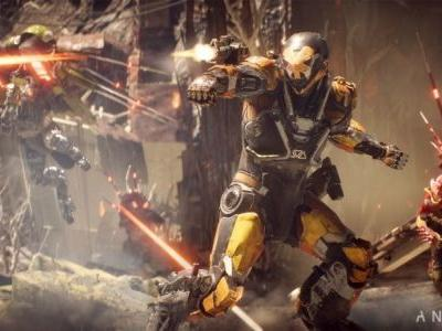 Anthem Increases Drop Rate For Endgame Weapons