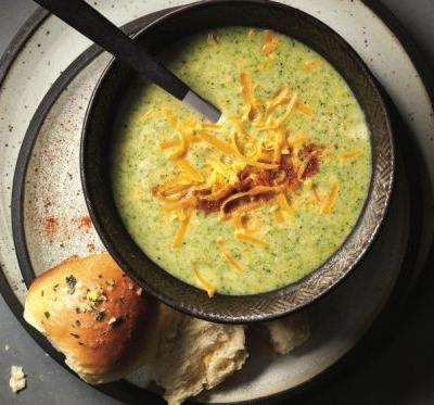 5 Easy Weeknight Dinner Recipes, Including A Cream Of Broccoli Soup