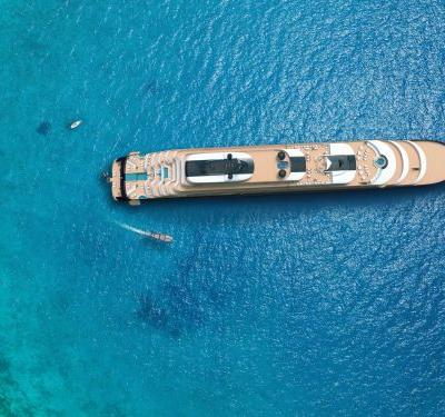 The Ritz-Carlton finally revealed the 2021 itineraries for its delayed and reportedly over-budget superyacht - and it'll cost passengers around $5,000 to set sail. Here's a look inside the planned luxury cruise liner