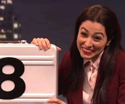 Ocasio-Cortez plays 'Deal or No Deal' with Trump on 'SNL'