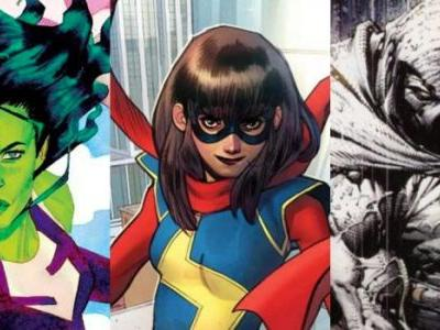 She-Hulk, Ms. Marvel, and Moon Knight Will Appear in MCU Films After Disney+ Debut
