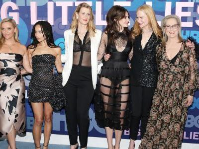 Nicole Kidman, Reese Witherspoon and the Entire 'Big Little Lies' Cast Dazzled at the Season 2 Premiere