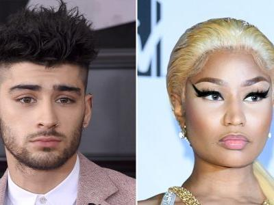 Zayn Debuts New Song Featuring Nicki Minaj And It's Catchy AF - Listen!