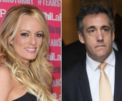 Stormy Daniels gloats after Michael Cohen's guilty plea