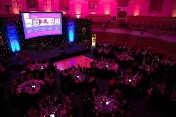 BFIRST hosts first charity ball at Church House Westminster