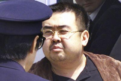 North Korean man arrested in connection with Kim Jong Nam death