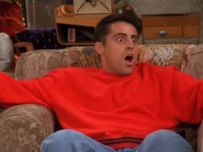 Friends: Joey's 10 Worst Acting Jobs | ScreenRant