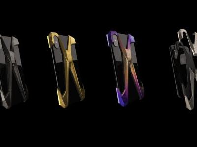 GRAY's luxury aerospace grade titanium case collection for iPhone XS and XS Max now available