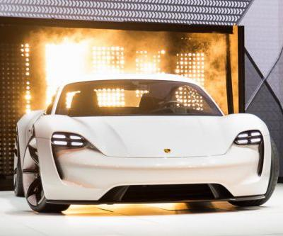 Porsche Claim The New Taycan Will Drive Like A 911