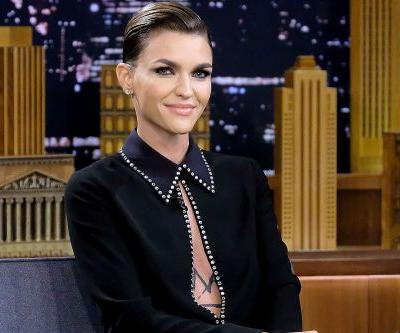 Ruby Rose gets emotional about Batwoman casting
