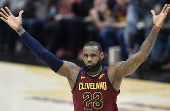 Skip Bayless: 'It's pretty obvious LeBron is going to be a Sixer next year. I don't see any other way around it'