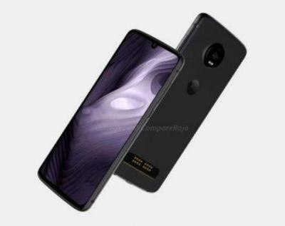 Moto Z4 Play to come with waterdrop notch, Moto Mod pins