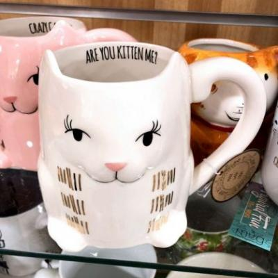 Cat Ladies, HomeGoods Got Your Back