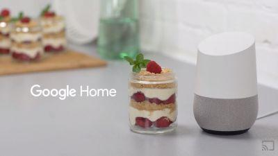 Google Home just became your perfect kitchen companion