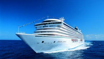 Crystal Cruises launch new luxury Boeing cruise jet