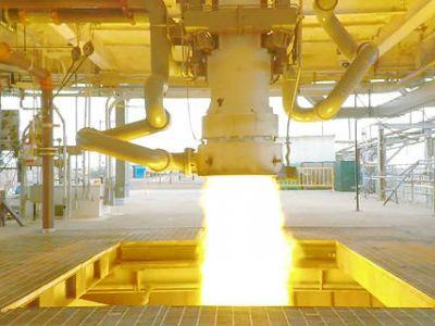 The Rocket Engine for NASA's New Orion Spacecraft Just Aced a Critical Test