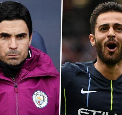 Revealed: Arteta's tactical tweak that helped Man City kill off Arsenal