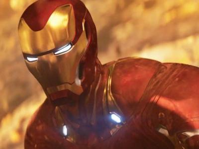 Iron Man's Endo-Sym Armor Featured in Avengers: Infinity War Concept Art
