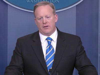 White House press secretary Sean Spicer grilled over Trump's false insistence that millions voted illegally